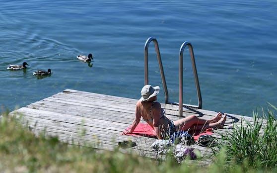 Einmal gibt es noch Badewetter, dann ist es mit dem Sommer endgültig vorbei.