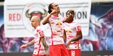 6:0-Spektakel! Leipzig gelingt der Befreiungsschlag
