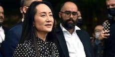 Huawei-Finanzchefin hat Kanada nach Deal verlassen