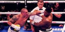 Box-Sensation! Usyk besiegt AJ, ist neuer Weltmeister