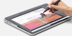 Microsoft stellt Laptop vor, der wie Tablet aussieht