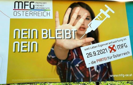 Die Partei MFG sorgte für die Überraschung bei der Landtagswahl in OÖ.