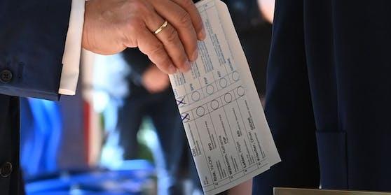 Laschets Stimmen: Zwei Mal CDU.