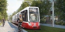Neue Bim 27 verbindet Floridsdorf und die Donaustadt