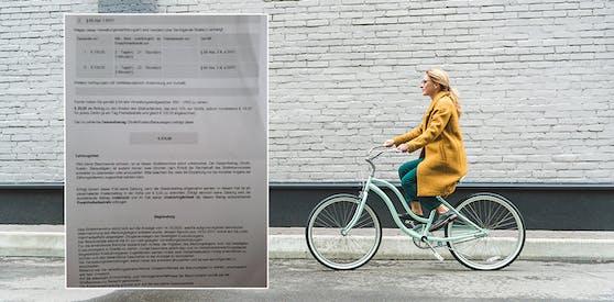 Eine junge Mutter soll 275 Euro Strafe zahlen