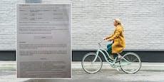Wienerin kann sich Kindersitz nicht leisten – 275 € Strafe