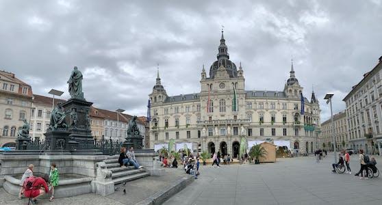 Die Grazer Kommunisten wollen schon bald in das Rathaus der steirischen Landeshauptstadt einziehen.