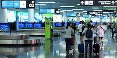Gefälschte Corona-Tests am Flughafen Wien aufgeflogen