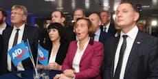 Darum bleibt AfD nach Wahl-Ergebnis die Spucke weg