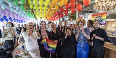 Jetzt dürfen Schweizer endlich Schweizer heiraten