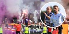 """Sind unnötig!"" Sonnleitner kritisiert Austria-Fans"