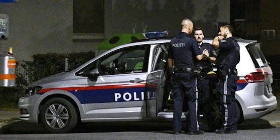 Polizeieinsatz in Wien (Archivfoto)