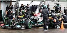 Motorwechsel! Mercedes-Pilot in Sotschi strafversetzt