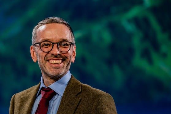 Auf FPÖ-Chef Herbert Kickl warten beinharte Corona-Maßnahmen in Wien.