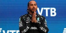 """Hamilton: """"100. Sieg, weil Team mich reingeholt hat"""""""