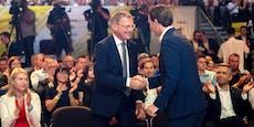 """""""Bürgermeisterpartei"""" – Kanzler freut sich über OÖ-Wahl"""