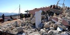 Massives Erdbeben erschüttert Urlaubsinsel Kreta