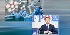 Ungeimpfte füllen Intensiv – Mäderl droht teure Privat-OP