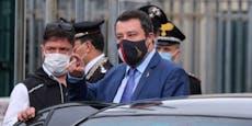 Richard Gere und Ex-Minister Salvini bald vor Gericht