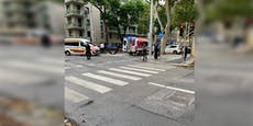 17-Jährige nach Moped-Unfall im Regen verletzt