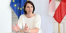 "Edstadler: ""Befremdlich, dass KPÖ gewonnen hat"""