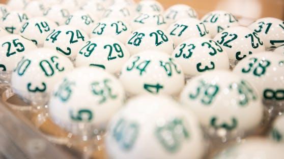 Am Mittwoch wartet ein Lotto-Vierfachjackpot.