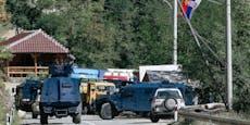 Serbien versetzt Truppen in erhöhte Alarmbereitschaft
