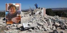 """Kreta-Erdbeben: """"Menschen schrien auf der Straße"""""""