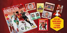 Die neue Bundesliga 21/22 Sammelkollektion von PANINI!