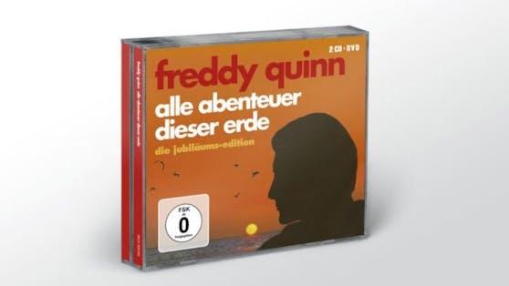 """Anlässlich Freddys 90. Geburtstags am 27. September erscheint die """"Alle Abenteuer dieser Erde – Jubiläums Edition"""" mit unveröffentlichten Aufnahmen und CD- sowie DVD-Premieren."""