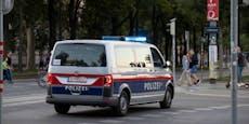 Aufruf nach schwerem Tankstellen-Raub in Wien