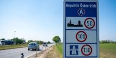 Polizei schnappt Schlepper vor Österreich-Grenze