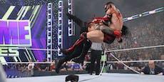 Weiter Champion! Roman Reigns ringt den Demon nieder