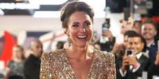 Herzogin Kates James-Bond-Kleid könnte dir gehören