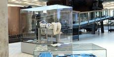 Technisches Museum feiert 30 Jahre Österreich im All