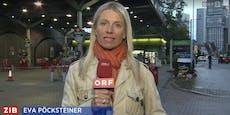 Panne in der ZIB – Reporterin wurde Ton abgedreht