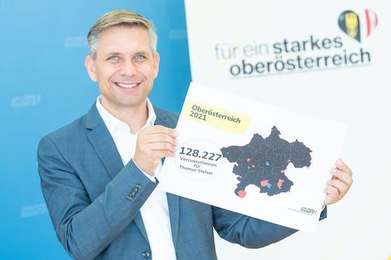 ÖVP-Parteimanager Wolfgang Hattmannsdorfer
