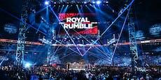 WWE plant größten Royal Rumble aller Zeiten