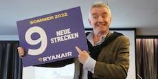 """Flugtickets teurer – Ryanair-Boss nennt Regierung """"irr"""""""