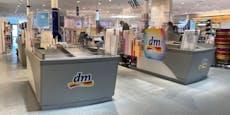 DM bringt neues Verkaufskonzept in über 200 Filialen