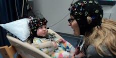Das passiert im Hirn, wenn Mama und Baby sich berühren
