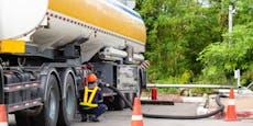 Tiroler LKW-Lenker prellte Tankstelle um Millionen Euro