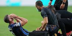DFB-Star bei Atalanta-Sieg unter Tränen ausgetauscht