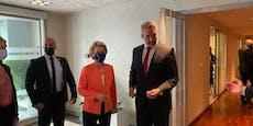 """""""Heute"""" traf EU-Kommissionspräsidentin von der Leyen"""