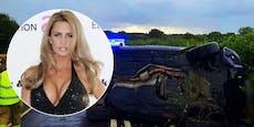 Autounfall! Große Sorge um Ex-Boxenluder Katie Price