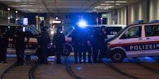 Polizei greift 49 geschleppte Personen in Favoriten auf
