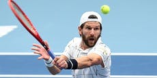Melzer bestreitet mit Topstar letztes Tennisturnier