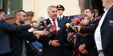 Nehammer schickt Drohnen-Spezialisten in den Westbalkan