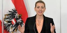 Ex-Ministerin Aschbacher darf Magistertitel behalten