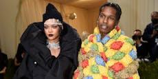A$AP Rocky bei MET Gala: Frau erkenntDecke von Ur-Oma